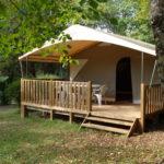La Grande Veyière (Safari-tent)